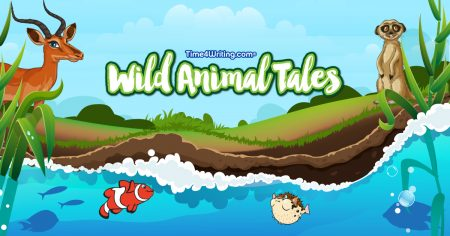 Wild Animal Tales Writing Courses