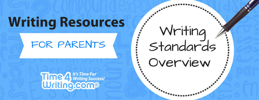 Writing Standards Overview