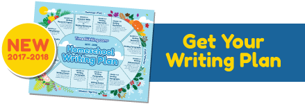Get Your Free Homeschool Writing Plan