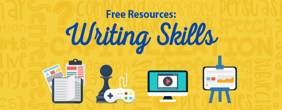 writing skill skills for writing